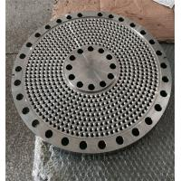 Quality High Accuracy Spinneret Plate Stainless Steel For Hollow Fiber Filament for sale