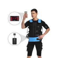 electrical stimulation workout/beauty body smart fitness ems/electric muscle workout