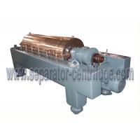 Buy Peanut Skin Dewatering Decanter Centrifuge , High Speed Centrifuge Full Automatic at wholesale prices
