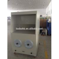 Buy portable grinding and polishing dust removal downdraft table with self cleaning system at wholesale prices