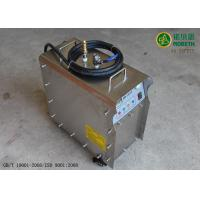 Portable school scientific research 18kw mini full automatic electric Steam boiler for laboratory using