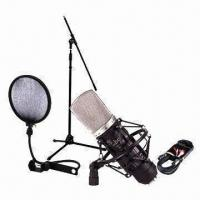 Quality USB Studio Condenser Microphone Set with Analog-to-digital Converter for sale