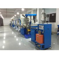 Quality High Speed Automobile Cable Production Line Composed Of Double Axis Pay Off Device for sale
