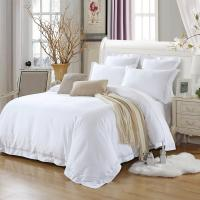 China Customized Luxury Home Textile Products 100 Percent Egyptian Cotton Bed Sheets on sale