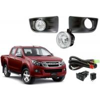 Quality OE Style Replacement Parts Front Fog Lamps for ISUZU D-MAX 2012 - 2015 for sale
