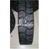 China Pneumatic Shaped Solid Tyre, Forklift Tyre (4.00-8, 15*41/2-8, 16*6-8, 18*7-8) on sale