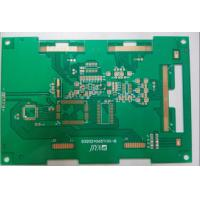 China FR4 Double Sided PCB FR4 PCB Board With Green Solder Mask Custom Printed Circuit Board OEM on sale