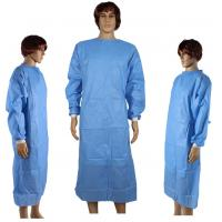 Dressing Disposable Surgical Gown Waterproof For Medical ...