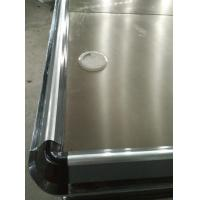 Buy Durable Rust Proof Retail Commercial Stainless Steel Countertops Convenience at wholesale prices