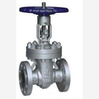 ASTM A216 GR WCB CS Cast Steel Gate Valve With Wedge Gate 150 LBS Bolted Bonnet