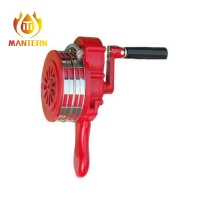 Quality Aluminium Hand Operated Siren Alarm Fire Fighting Equipment for sale