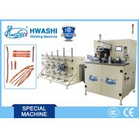 Quality Elec Resistance Welding Machine for Copper Braided Wire Welding and Cutting for sale