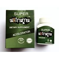 Quality Super Extreme 100% Herbal Weight Loss Pills Fast Slimming Capsule for sale