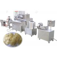 Quality Automatic Prawn Cracker Making Machine , Chips Production Line For Shrimp And Tapioca for sale