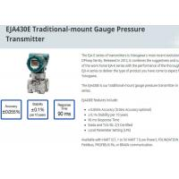 Quality EJA430E Traditional Mount Differential Pressure Transmitter From Japan Original for sale