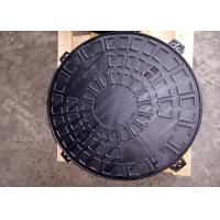 China Durable Ground  Metal Drain Cover Corrosion Resistant Long Working Life Customized Product on sale