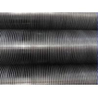 Quality ASTM A789 SA-789 SA789 UNS S32750 SAF 2507 Duplex  steel Finned tubes Fin Tubes Pipes For Air fin cooler Fin fan cooler for sale