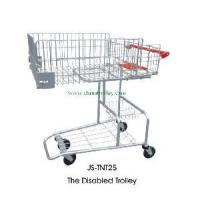China Disable Shopping Trolley Cart Js-TNT25 on sale
