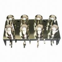 Buy cheap RF Connector with -20 to 80°C Operating Temperature Range from wholesalers