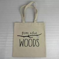 Quality Digital Imprint Cotton Canvas Tote Bags For Office Packing Heat Transfer for sale