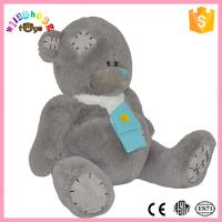 Quality Made in china colorful clothes birthday mini teddy bear plush toy wholesale for sale