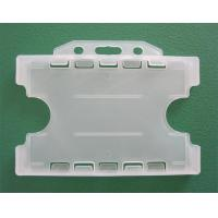 Buy cheap Dual-sided open rigid holders from wholesalers