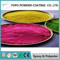 China Thermoset Fluidized Bed Powder Coating , RAL 1004 Color Engine Powder Coating on sale