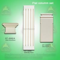 Quality Green Building Material Plane Roman Pillar for sale