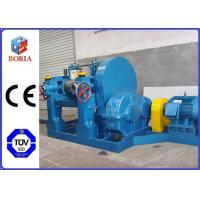 Quality Manual Type Rubber Mixing Equipment , Intermix Rubber Mixer With ZQ Reducer for sale