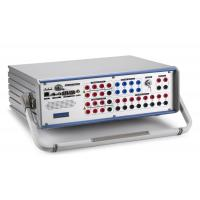 Buy cheap Variable Battery Simulator Protection Relay Testing With Online Vector Display from wholesalers