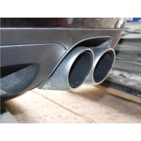 Quality Porsche Cayenne 2011 Spare Parts Automobile , Steel Sport Type Exhaust Pipe for sale