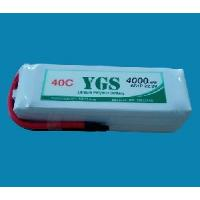 Quality 22.2v 2200mAh 30c High Rate Lipo Battery for RC Toy for sale