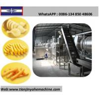 Quality Fried Potato Chips Production Line for sale