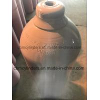Quality DOT-3AA Std Steel Argon Helium Gas Cylinders for sale
