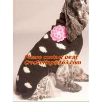 China winter turthleneck Knit Pet dog sweater, pet dog clothes free knitting pattern, dog sweate on sale