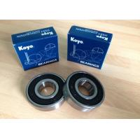 Quality TS50 X 84- KOYO Front Wheel Bearings 6200 2RS / DDU Deep Groove Ball Bearing for sale