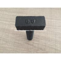 Precise Black Steel Bolts / Stainless Steel Nuts And Bolts Stamping Process