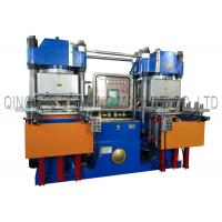 Quality Vacuum Rubber Vulcanizing Press Machine For Rubber-Steel Products Making, Rubber Hydraulic Molding Machine for sale