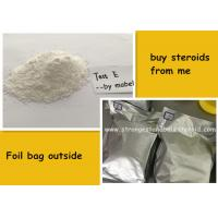Buy cheap Muscle Gain Steroids Testosterone Enanthate Powder Test Enanthate Enhancement from wholesalers
