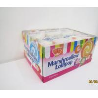 Quality Soft candy Marshmallow Candy , 11g Colored Marshmallow Lollies With Sweet Llavor for sale