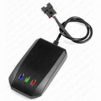 Quality Car/Motorcycle/Electric Vehicle GPS Tracker with SiRF Star III GPS Module and Dual Built-in Antenna for sale