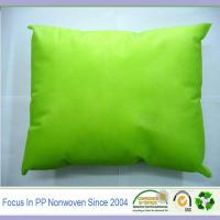 China Home textile fabric nonwoven fabric for pillow protector fabric on sale