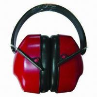 China High-quality Safety Ear Muffs/Safety Ear Plugs, Can be Folded, 25dB SNR on sale