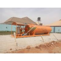 China 10 Tons 20000 Liters LPG Gas Filling Skid Station With Filling Scale Or Dispenser on sale