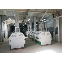 Quality 60T Per Day Grain Maize Milling Machine Compact Flour Mill for sale