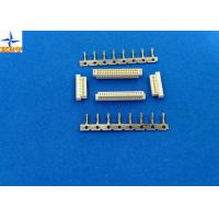 Quality Dual Row Wire To Pcb Connectors 1.0mm Pitch Connector A1004H Housing With Bump for sale