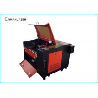Quality 60*40cm USB Port 60w 80w Nonmetal 6040 CO2 Laser Cutting Machine With Warranty 2 Years for sale