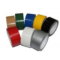 Quality Heavy Duty Hot Melt Cloth Duct Tape For Sealing Fix Protection for sale