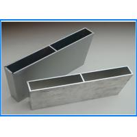 Quality Square Shapes 6063-T5 Extruded Rectangle Aluminum Tube for sale