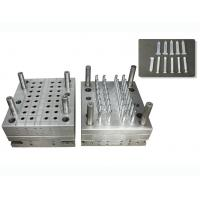China injection syringe mold, injector mold on sale